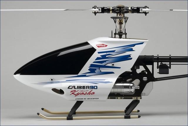 Elicottero Tiger : Archimede rc elicotteri elettrici